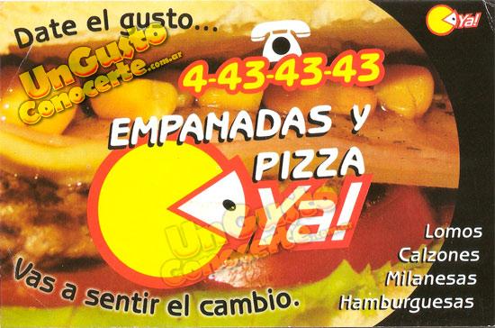 Empanadas Y Pizza Ya 1gc El Centro Delivery Posadas