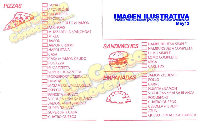 La Verdad De La Muzzarella 1gc El Centro Delivery