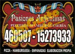 Pasiones Argentinas 1gc Villa Cabello Z Oeste