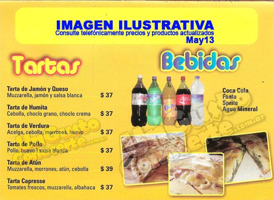 Pizzas Amp Empanadas 1gc El Centro Delivery Posadas Misiones