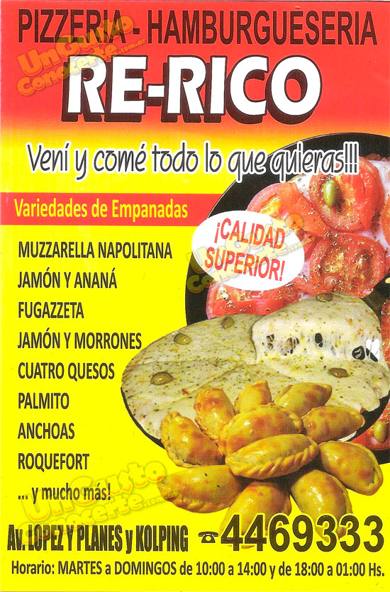 Re Rico 1gc Villa Cabello Z Oeste Delivery Posadas