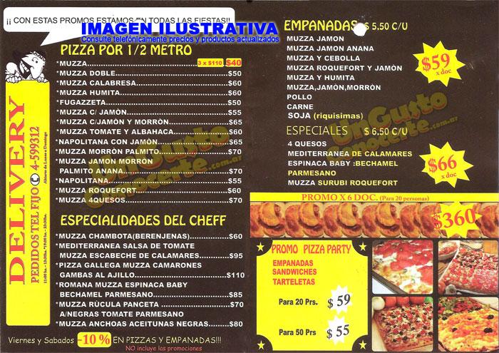Fausto S 1gc El Centro Delivery Posadas Misiones