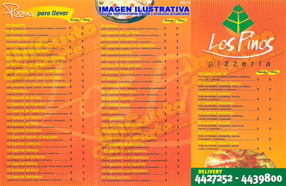 Los Pinos 1gc El Centro Delivery Posadas Misiones