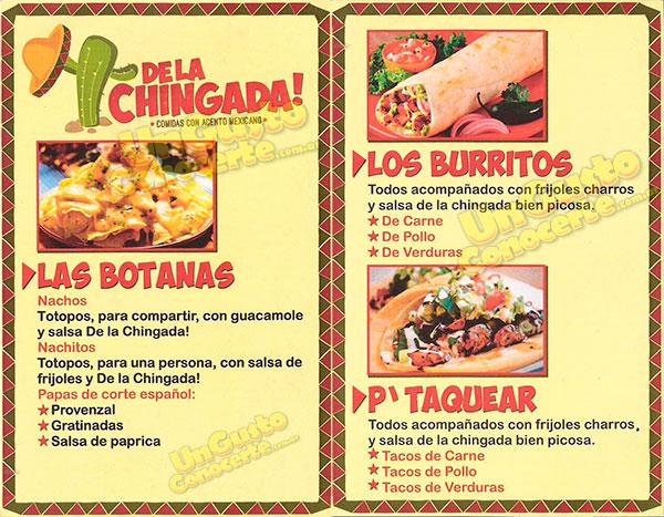 De La Chingada 1gc El Centro Delivery Posadas Misiones